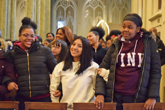 Women's Professional Day Inspires St. Joe's Students