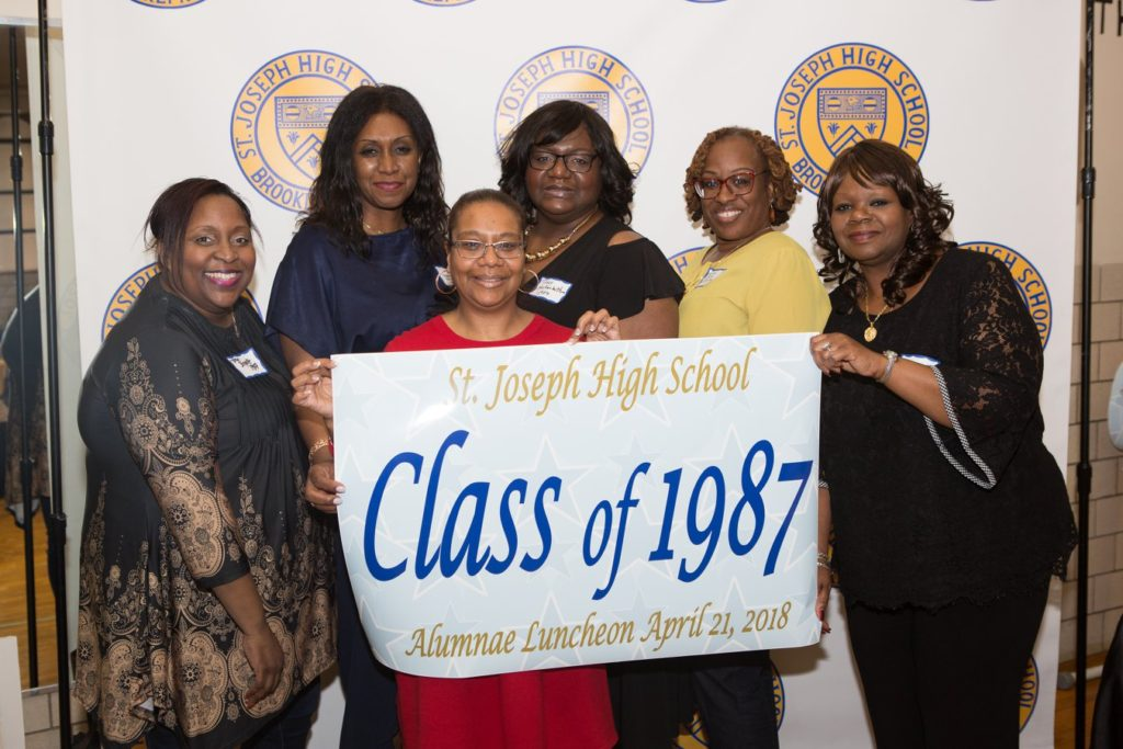 SJHS Alumnae Luncheon Celebrates Great Memories and Bright Futures