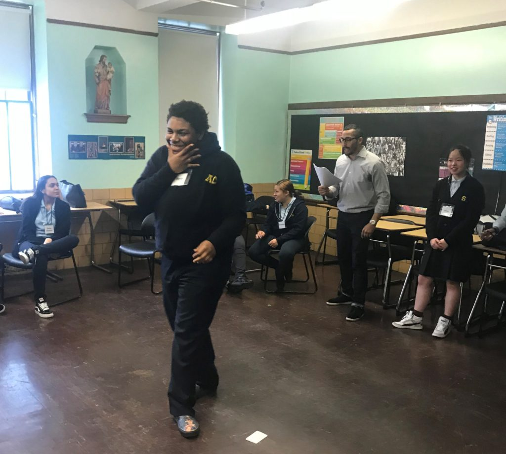 Shakespeare Comes Alive at SJHS