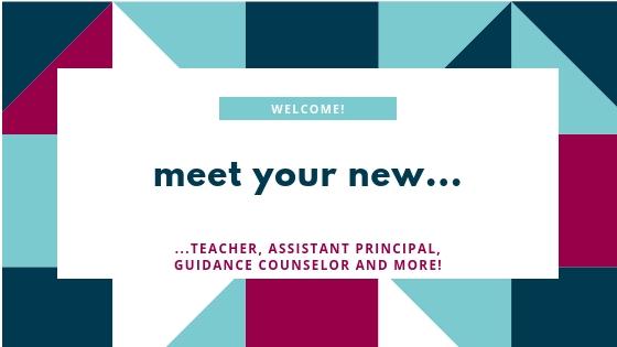 Meet your new …