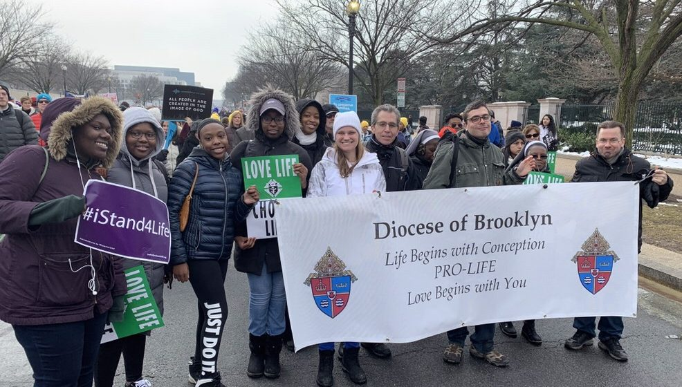 SJHS Students Attend the March for Life